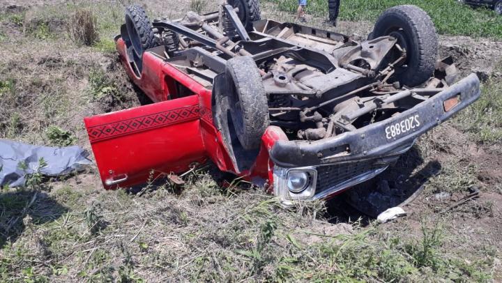 27102019 vuelco fatal en Florencia Ariel Fernando Ortega.jfif