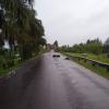 Murió una adolescente al caer de la moto que bajo la llovizna conducía alcoholizada otra menor.