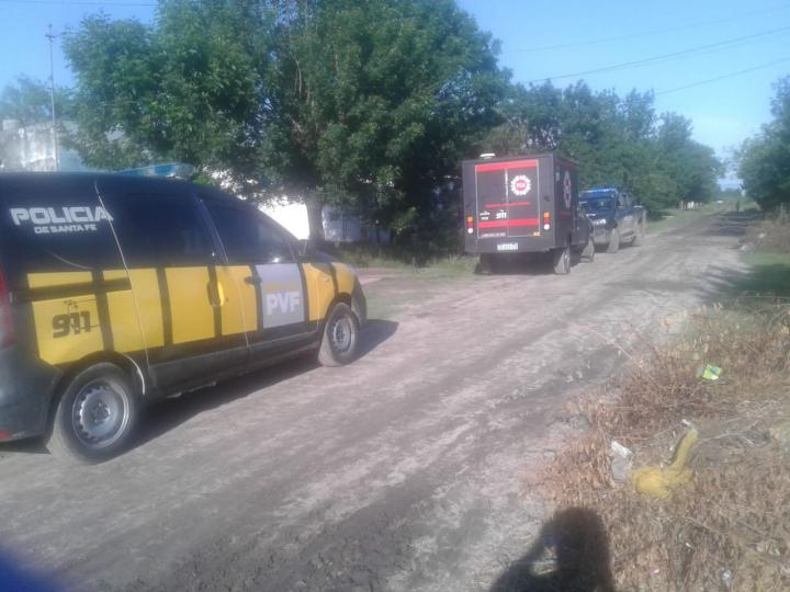 03112019 cadaver de Isabel Baez  en su casa de Barrio Zulema.jfif
