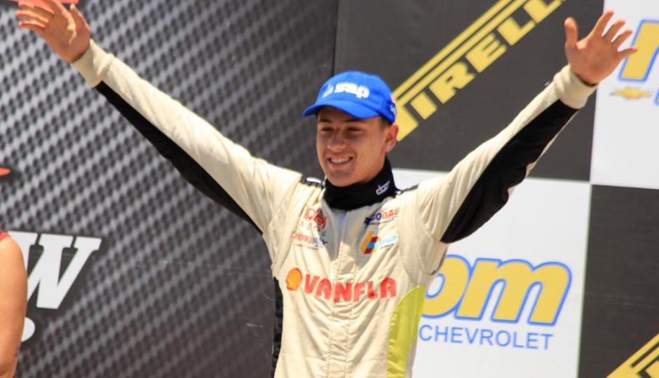 Piloto reconquistense logró su primera victoria en la Fórmula 3 santafesina que corrió en Rafaela. Hubo otro piloto reconquistense.