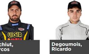 Muy buen arranque de Marcos Muchiut en el TC Pista que abrió la temporada 2020 en Viedma. Degoumois 7°.