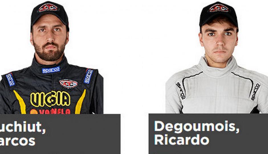 Arranca la temporada 2020 del TC PISTA y vuelven a la alta competencia dos pilotos locales. Este finde en Viedma, Río Negro.