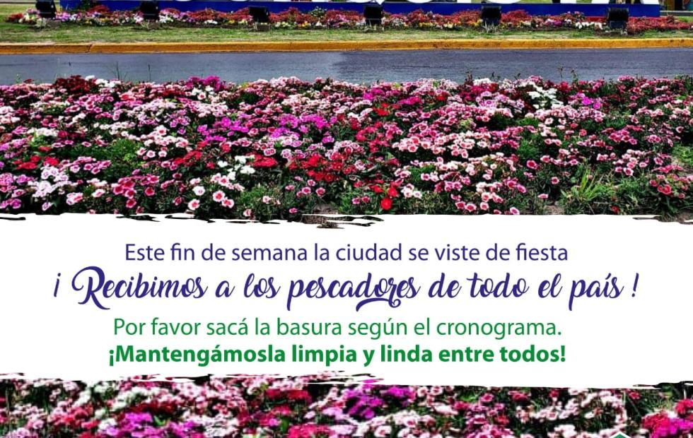 Fin de semana largo: Recolecciónderesiduosnormal en Reconquista y Avellaneda