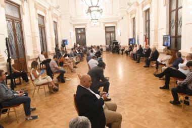 Se constituyó el Comité de Emergencia provincial