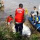 Se hundió la embarcación del equipo N° 445, varias fotos y video