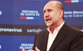 El gobernador anunció nuevos permitidos dentro del aislamiento obligatorio y el primer contagio de Covid en Reconquista.