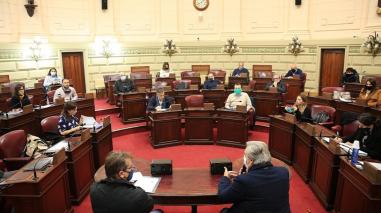 Cámara de Diputados de Santa Fe.