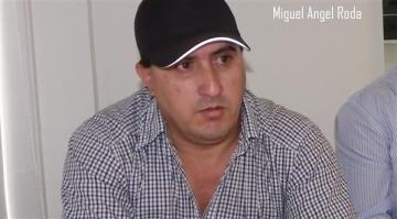 Miguel Ángel Roda.