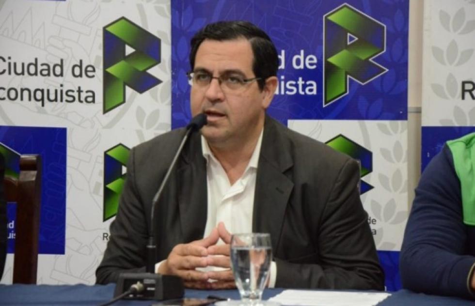 Amadeo Enrique Vallejos.
