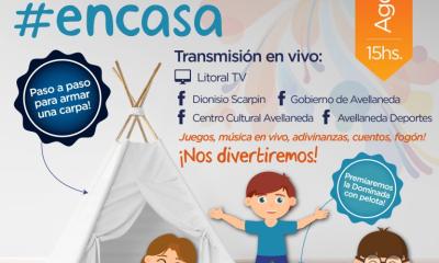 Con una experiencia campamentil desde casa, Avellaneda celebrará este sábado el Día del Niño. Los detalles los brindó la titular de la cartera cultural de ese municipio. AUDIO.