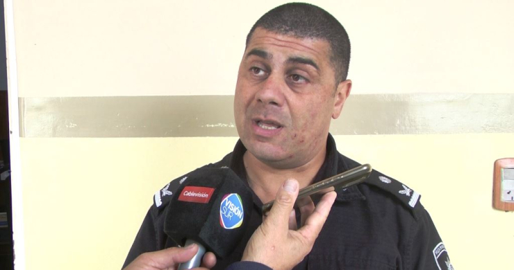 Designaron al nuevo jefe de la policía provincial en el Departamento General Obligado.