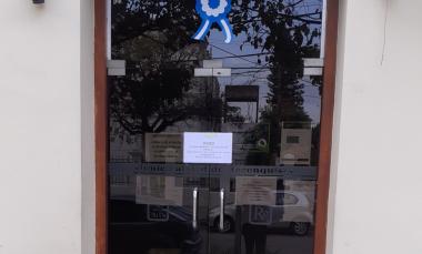 Paro de Municipales en Reconquista.