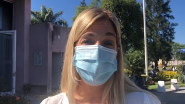 Dra. Leira Mansur.