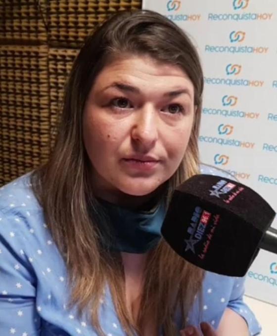 Katia Passarino negó que el Hospital haya cuadruplicado la facturación a las obras sociales, como lo había anunciado el Intendente para resaltar el beneficio de haber acordado con la A.M.