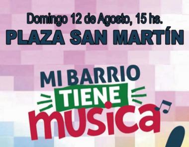 """""""Mi Barrio Tiene Música"""""""
