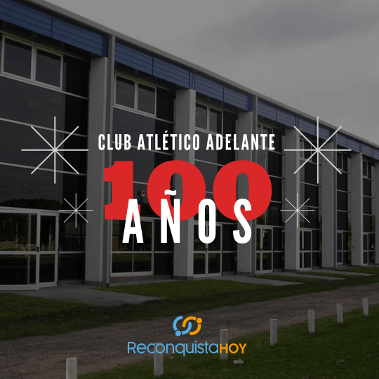 Club Adelante 100 años