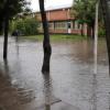 Villa Guillermina está totalmente rodeada de agua comentó Roque Chávez en dialogo con ReconquistaHOY.
