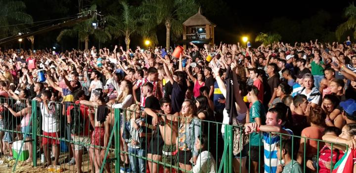31a Fiesta del Sol Romang público.jfif