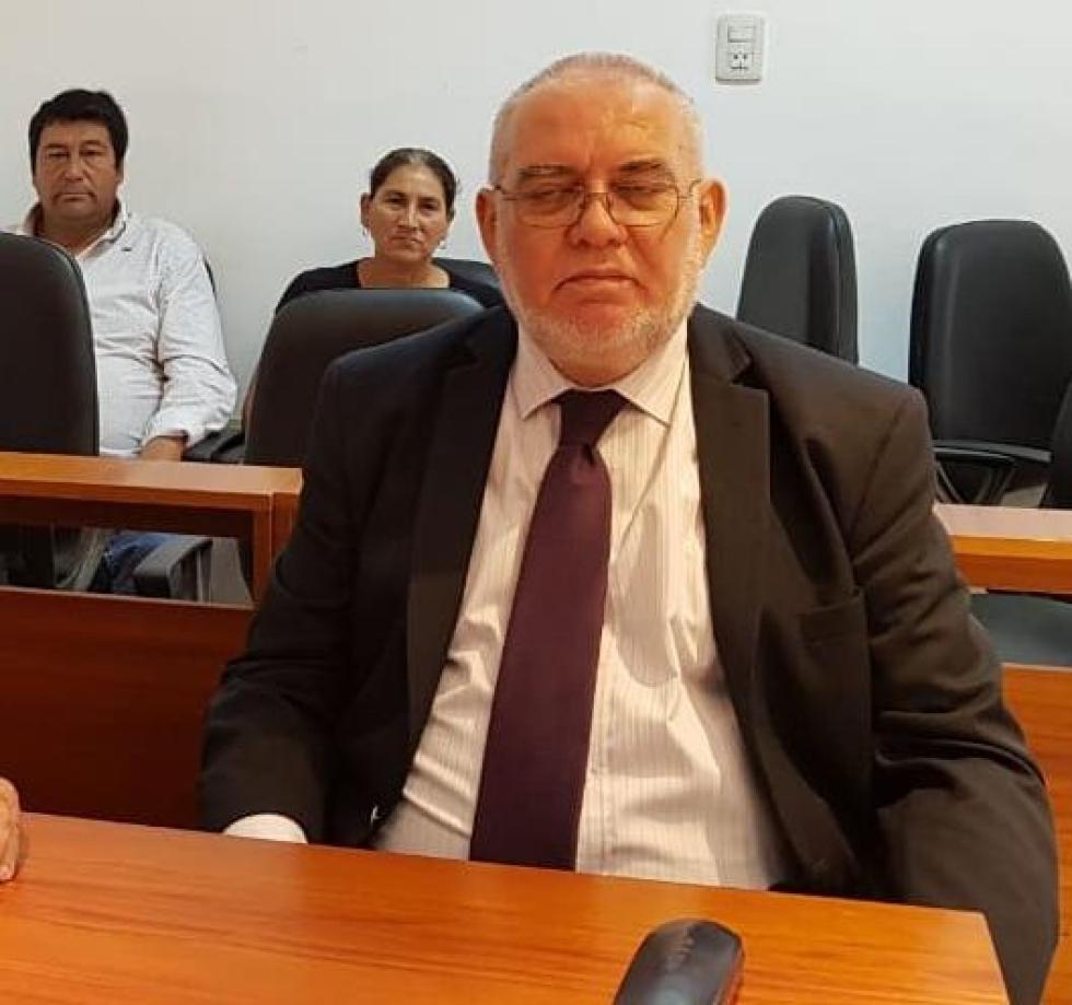 Oscar Cacho Vazquez