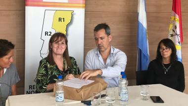 Licitación equipos nuevo hospital Reconquista