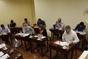 Concejo Municipal de Reconquista concejales