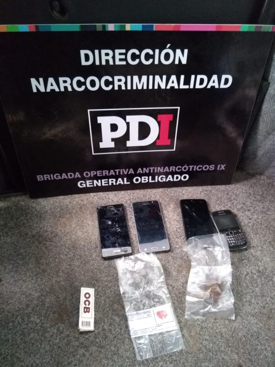 27042019 cocaína marihuana y armas drogas ilícitas Cristian Sebastián Zapata Facundo Cristaldo Brian Andrés Verón Jorge Ismael Verón Brian Catalino Maidana c.jpg