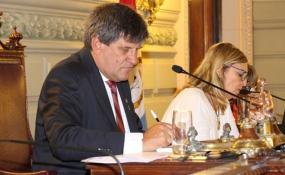 El Diputado Gregoret quiere que el nuevo hospital lleve el nombre de Hermes Juan Binner.