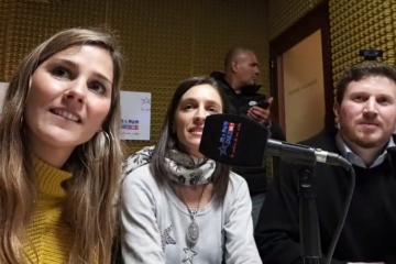 Ximena García Laura Castets y Federico Angelini 25 jul 2019.jpg