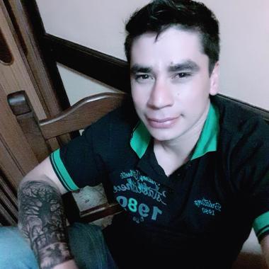 Diego Obregón.