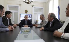 El ministro Saín presentó su equipo de trabajo. Asume como jefe de policía alguien que fue jefe de la Unidad Regional IX.