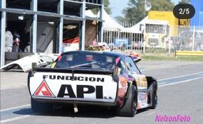 El romanense Franco Passarino terminó 14° en el Campeonato y 8° en la Copa de Plata del TC Pista Mouras que corrió su última fecha este domingo en La Plata.