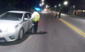 Se retuvieron 14 motos y 8 autos por diferentes infracciones en los controles de tránsito realizados en Reconquista este fin de semana.