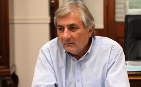 """Michlig: """"Se trata de herramientas para solucionar problemas alimentarios, sociales, sanitarios y de seguridad"""". El ministro remarcó la importancia de que se apruebe la ley de """"Necesidad Pública""""."""