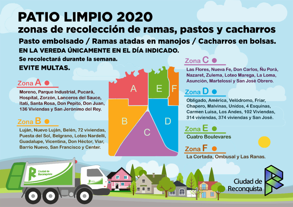 PATIO LIMPIO 2020