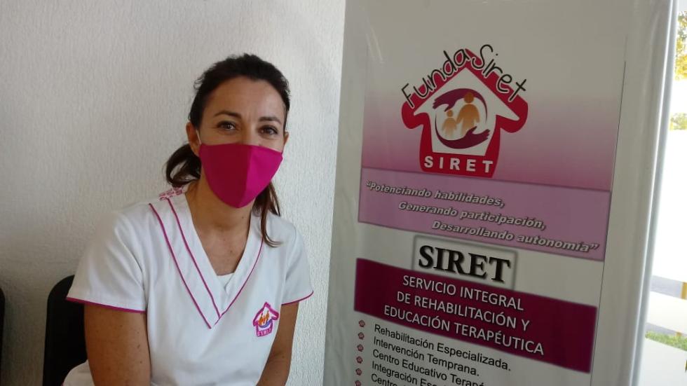 Mayra Rossetti.
