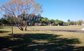 El futuro de la pista de atletismo: el proyecto está en manos del Concejo donde hoy ya hablaron al respecto; y el intendente se reunirá con vecinos de barrios Moreno y Parque.