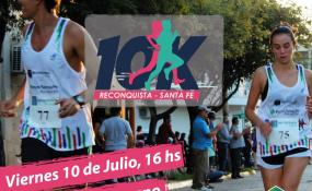 10 K de Reconquista: Hoy viernes 20 atletas recrearán la prueba.