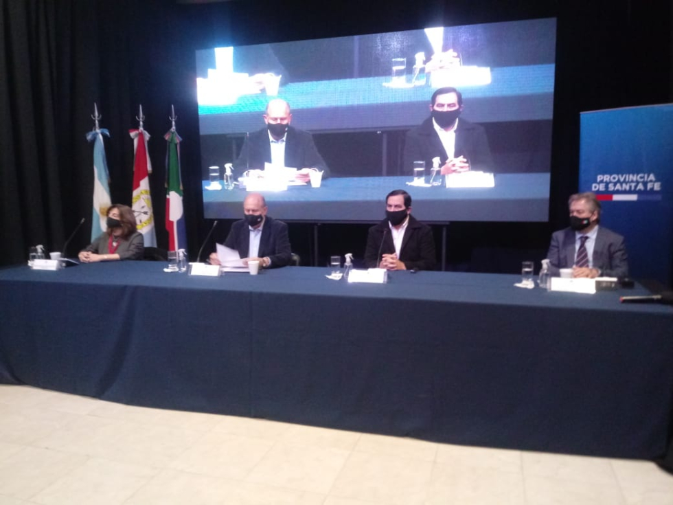 Apertura de Sobres - Obras de expansión del servicio cloacal Reconquista