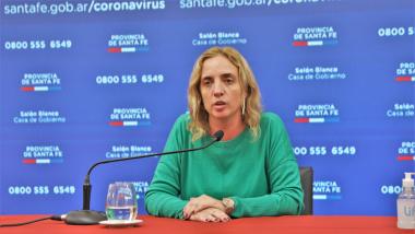 Carolina Cudós, directora de Epidemiología provincial.