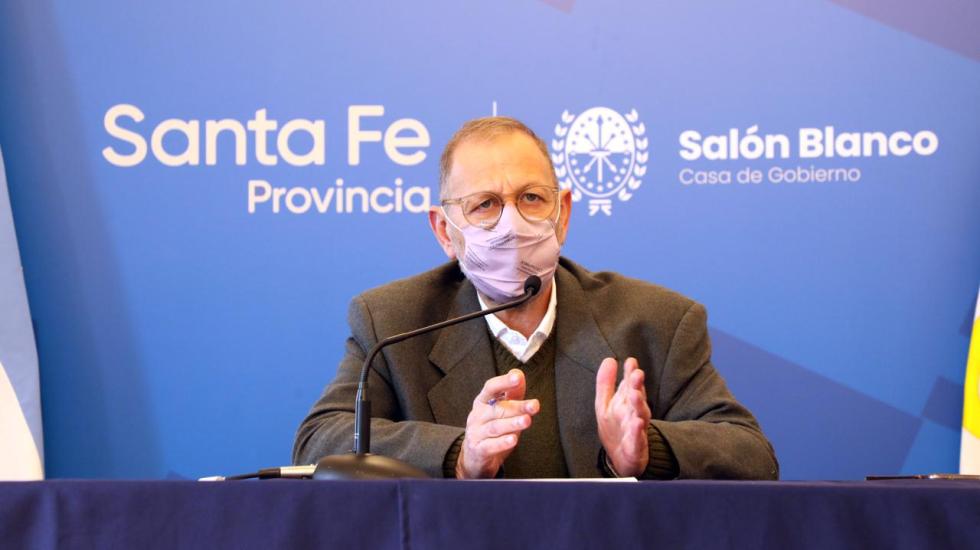 El ministro de Gestión Pública, Marcos Corach.