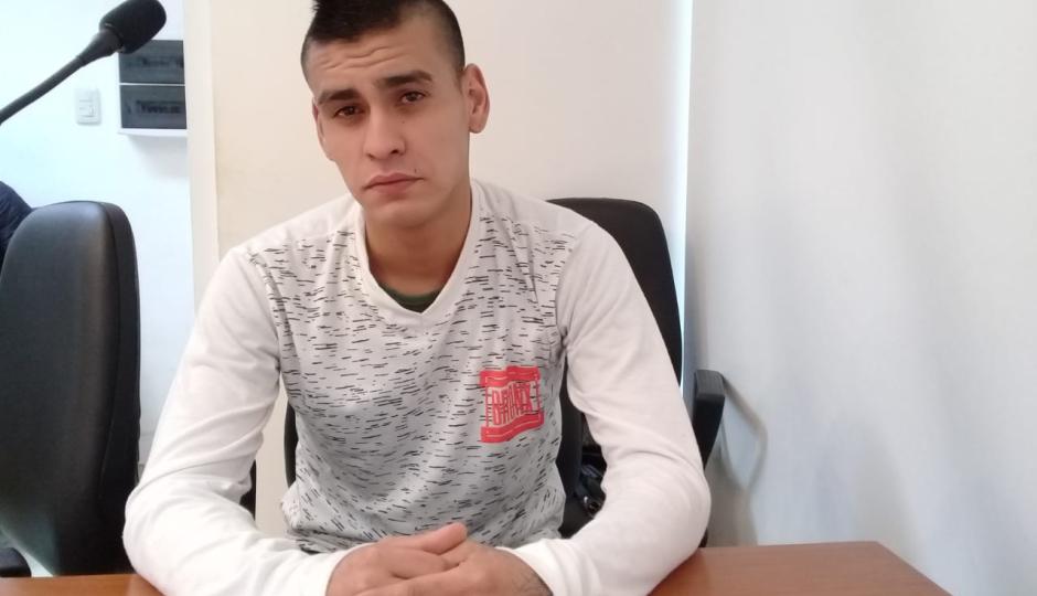 Condenaron a  El Burrito Aguilar. Tiene 18 años y vivía robando y causando daños, entraba y salía.