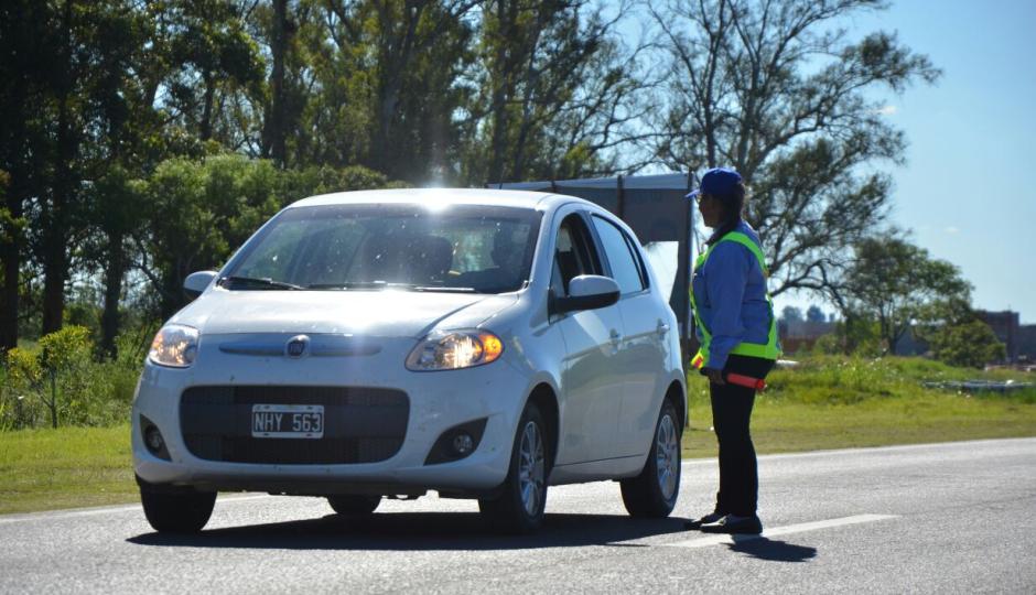 Cómo serán los controles de tránsito en el marco del Concurso del Surubí. Horarios donde solo se podrá ir o volver del puerto.