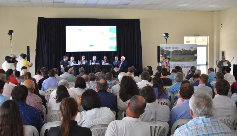 Reunión clave por la emergencia hídrica en el Norte provincial