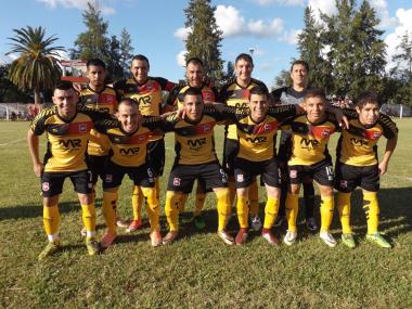 Romang FC Copa Federación 2019 paso a semifinales.jpg