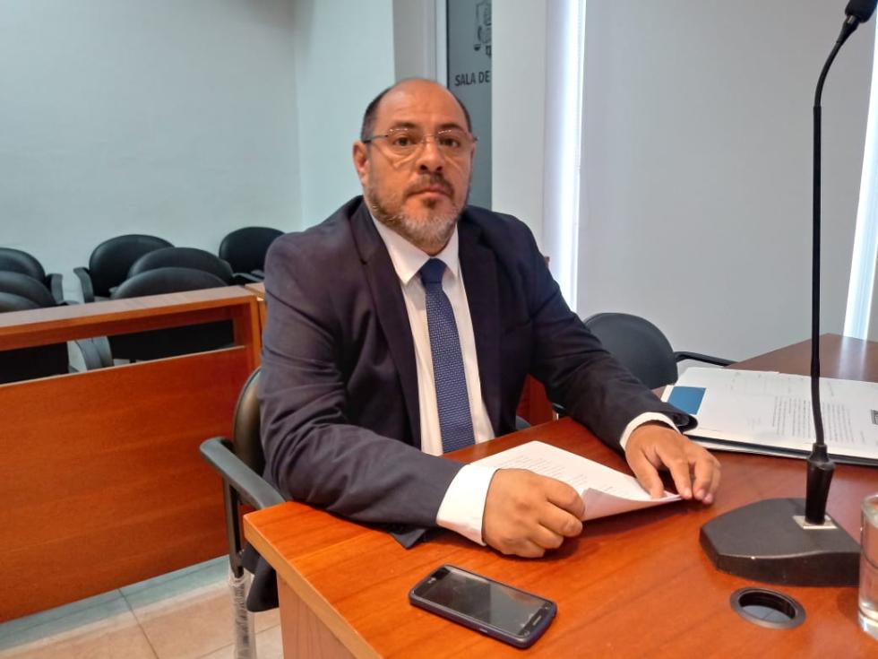 Fiscal Alejandro Rodriguez
