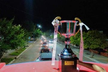 Koé Pora festejo campeonato del carnaval 2019 10 marzo 2019 caravana.jfif