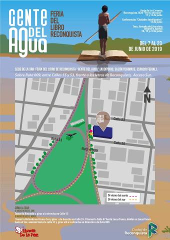 III Feria del Libro Gente del Agua.
