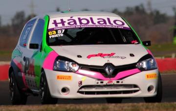 Gastón Prieto Renault Clío