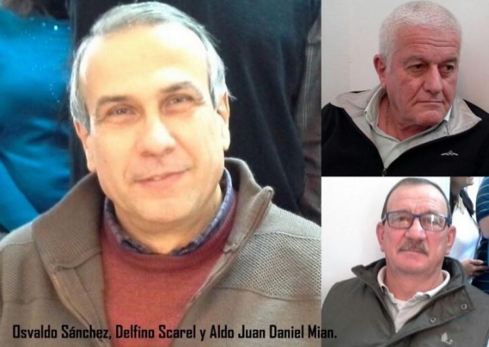 Osvaldo Sánchez Delfino Scarel Aldo Caño Mian corrupción Vialidad Provincial