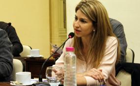 Qué contó la concejal Natalia Capparelli sobre su propuesta de crear el programa de cuidados de terrenos baldíos en Reconquista.